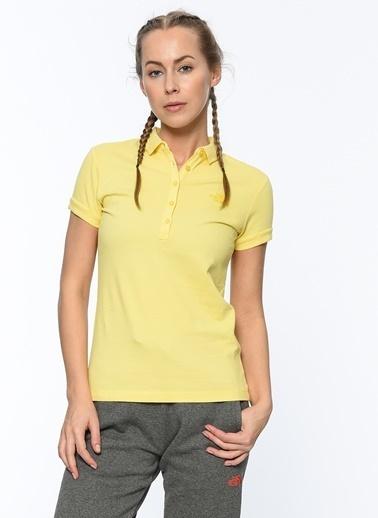 The North Face Tişört Sarı